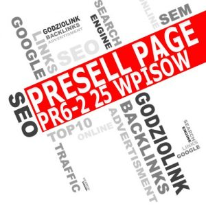 PRESELL25