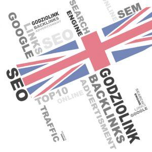 50 wizytówek NAP – UK