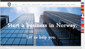 """Start a business in Norway"""